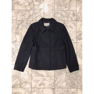 💥3 for $20💥 Old Navy Felt Button Audrey Peacoat
